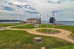 Forte Niagara em detalhe Fotos de Stock