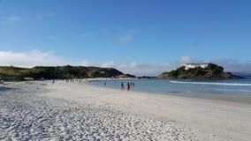 forte praia στοκ φωτογραφίες με δικαίωμα ελεύθερης χρήσης