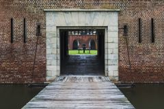 Forte Pulaski Imagem de Stock