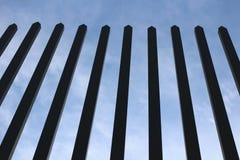 Forte recinzione Immagine Stock