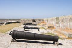 Forte Santa Teresa, Chuy, Uruguai Imagem de Stock