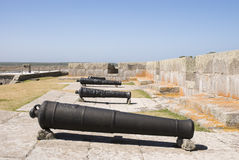 Forte Santa Teresa, Chuy, Uruguay Imagen de archivo