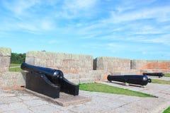 Forte Santa Teresa. Rocha, Uruguay Royalty Free Stock Photography