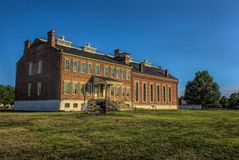 Forte Smith National Historic Site Imagem de Stock Royalty Free