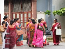 Forte/Sri Lanka de Galle Fotografia de Stock