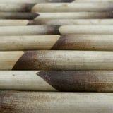 forte struttura di bambù Fotografia Stock