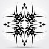 Forte tatuaggio tribale Immagine Stock Libera da Diritti