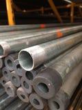 Forte tubo del metallo immagine stock libera da diritti