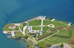 Forte velho Niagara Fotografia de Stock