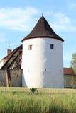 Forteca basztowy Zumberk obraz royalty free