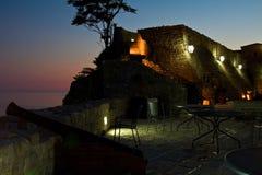 forteca ściana Obraz Royalty Free