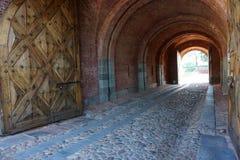 Forteca Dinaburg Obraz Stock