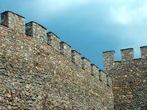 forteca do ściany Obraz Royalty Free