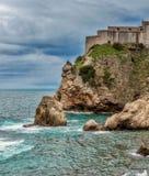 Forteca Dubrovnik obrazy stock