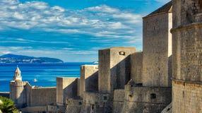 Forteca Dubrovnik obraz royalty free