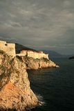 forteca dubrovnik zdjęcie royalty free