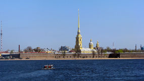 Forteca i katedra Zdjęcia Stock