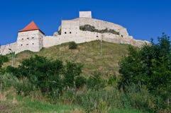 Forteca na wzgórzu zdjęcie stock