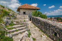 Forteca Niksic miasteczko Obrazy Stock