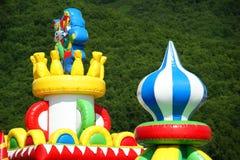 forteca powietrza obraz royalty free