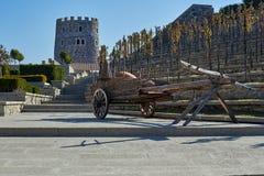 Forteca Rabat, Gruzja Obrazy Royalty Free