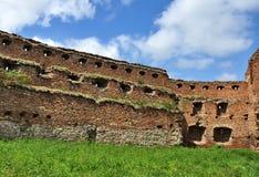 forteca średniowieczny Zdjęcia Royalty Free
