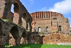 forteca średniowieczny Zdjęcie Stock