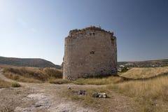 forteca rujnujący Zdjęcia Stock