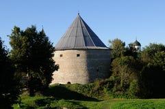 Forteca Staraya Ladoga, Rosja Obraz Stock