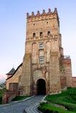 forteca stary Zdjęcie Royalty Free