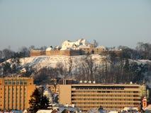 Forteca w Brasov, Transilvania, Rumunia Fotografia Royalty Free