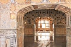 Forteca w India zdjęcie stock