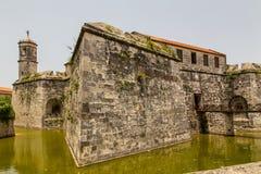Forteca w Wschodnim schronieniu Hawański Zdjęcia Stock