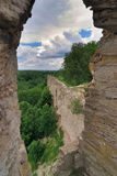 forteczne stare ruiny Obraz Stock