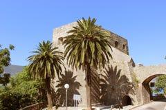 Forteczny bastion Obrazy Royalty Free