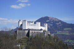 forteczny hohensalzburg Zdjęcie Stock