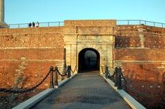 Forteczny Kalemegdan, Beldrad, Serbia obraz stock