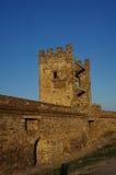 forteczny stary wierza zdjęcia royalty free