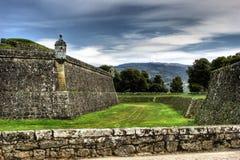forteczny Valenca Zdjęcie Royalty Free