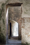 Fort Pickens Florida Royaltyfria Foton
