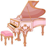Fortepiano Stock Photography