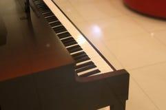 Fortepianowa i Fortepianowa klawiatura fotografia royalty free