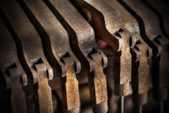 Fortepianowa radość zdjęcie stock