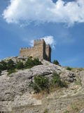 Forteresse Photographie stock