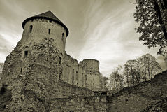 Forteresse. Images stock