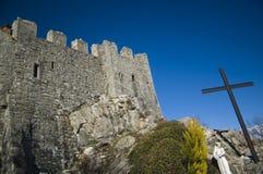 forteresse Photo libre de droits