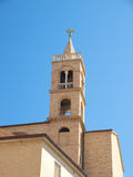 Forteresse Acquaviva Picena- Italie Photographie stock