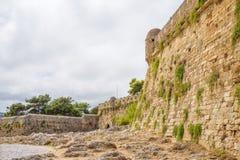 Forteresse antique de Fortezza photographie stock