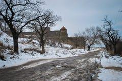 Forteresse Belgorod-Dnestrovskiy d'Akkerman Photographie stock
