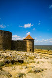 Forteresse d'Akkerman, Belgorod-Dnestrovsky, Ukraine Photos libres de droits